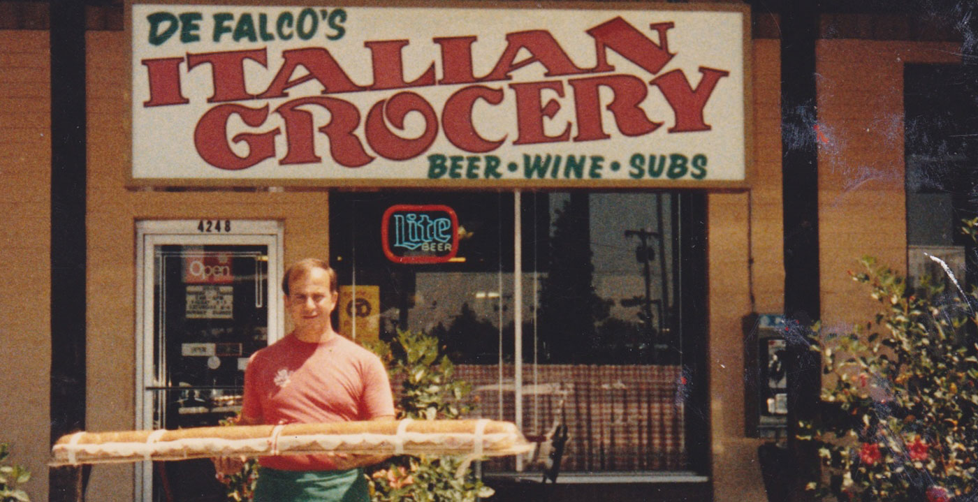 DeFalco's First Location